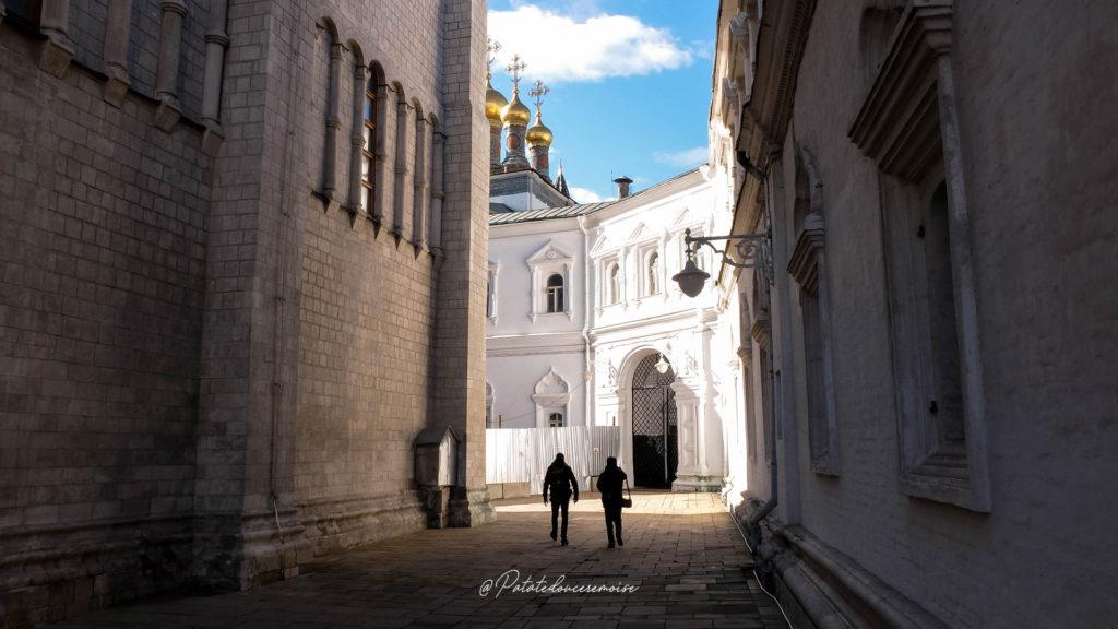 Cathédrales Kremlin