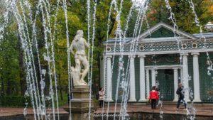 Jardins Peterhof