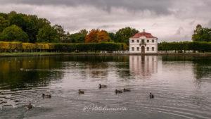 visiter le palais peterhof