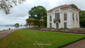 pavillon jardin palais peterhof