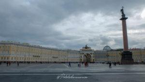 place du palais saint-pétersbourg