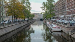 canal griboïedov