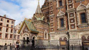 Escapade à Saint-Pétersbourg russie
