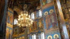 visiter Eglise saint sauveur sur le sang versé