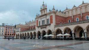 Rynek Glowny Cracovie