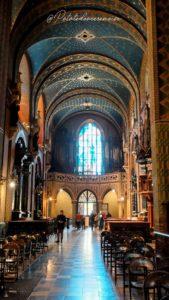 Monastère des franciscains cracovie