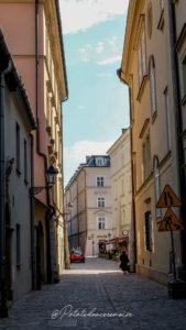 promenade dans Cracovie