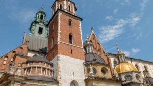 cathédrale du Wawel Cracovie