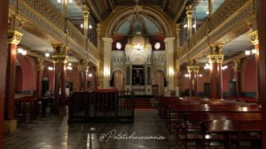 Synagoga Tempel Cracovie
