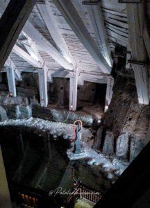 Chapelle mine de sel Cracovie