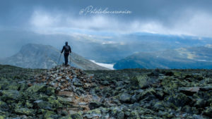 mont gaustatoppen norvège