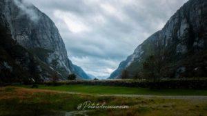 Lysefjord Norvège