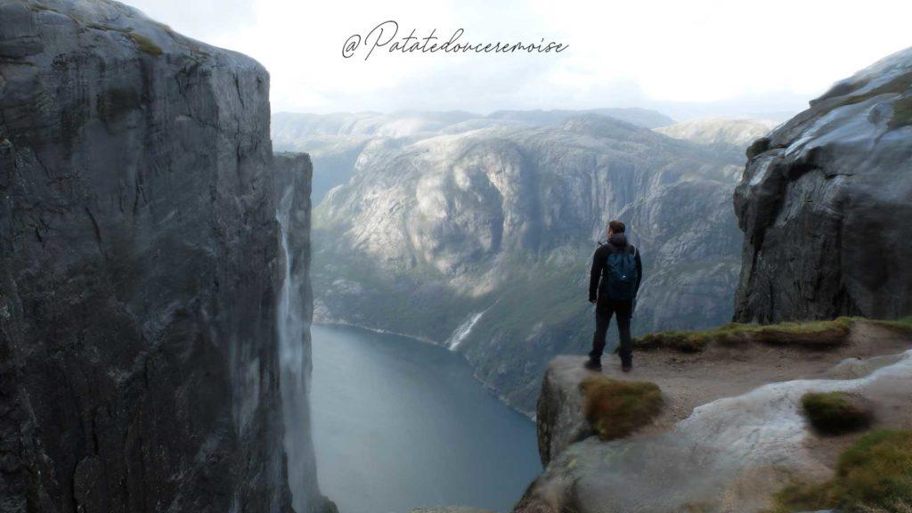 Randonnée fjords du sud-ouest