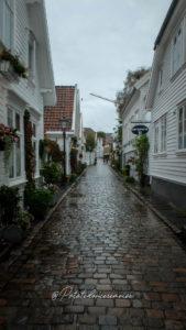 Gamle Stavanger Norvège