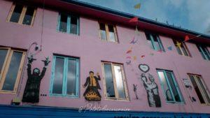 Street art Ovre Holmegate Stavanger