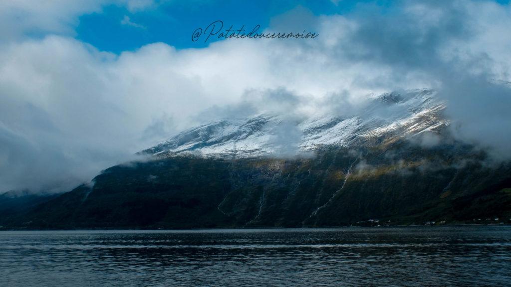 Eidfjord Norvège