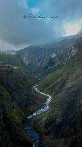 Vøringfossen norvège