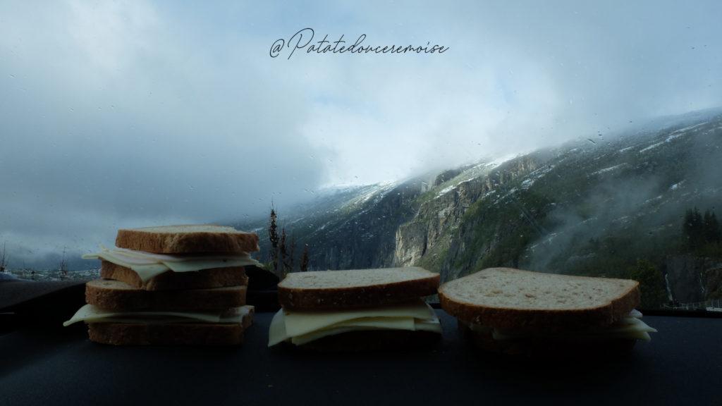 manger en Norvège
