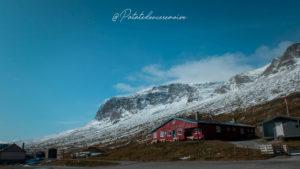 Randonnée à Prestholtskarvet