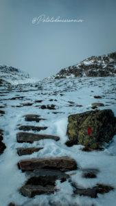 Randonnée parc national Hallingskarvet