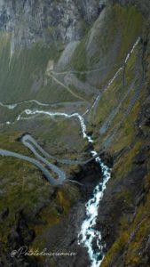 Fjords de l'ouest Trollstigen