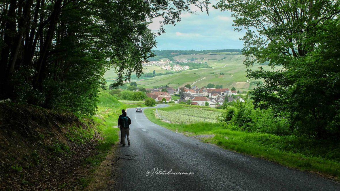 randonnée Hautvillier