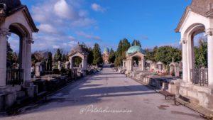 visiter zagreb cimetière Mirogoj