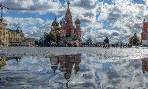 Basile le bien heureux Moscou
