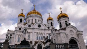 Visiter Cathédrale Christ saint sauveur Moscou