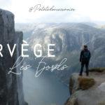 les fjords du sud ouest norvège