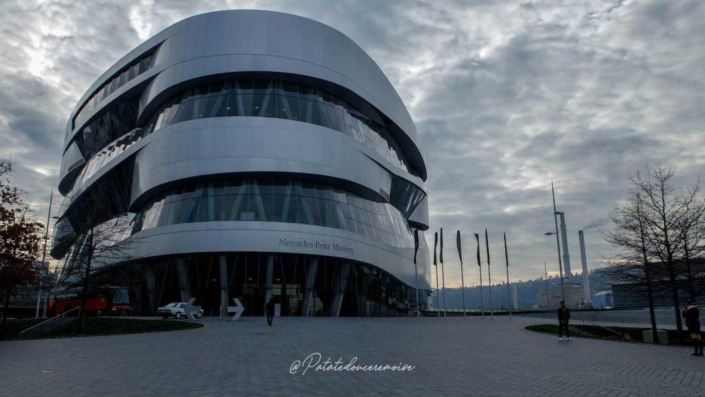 Musée Mercedes Benz