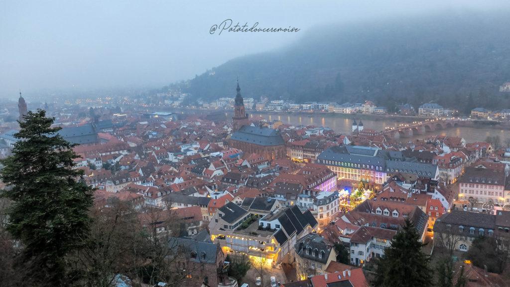 Visiter Heidelberg