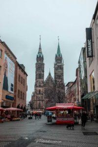 cathédrale de nuremberg