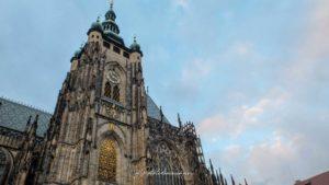 cathédrale saint guy château prague