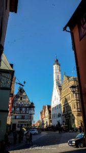 ville médiévale bavière