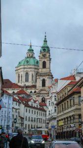visiter prague quartier Hradčany