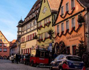 visiter rothenburg